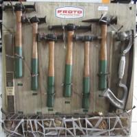 PROTO Car Body Repair Tools Set / Repair Bodi Mobil 15 Pcs