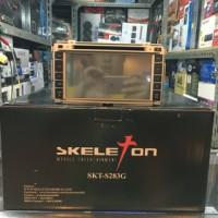 harga tv mobil/dvd double din/headunit GPS khusus/oem Veloz merk skeleton Tokopedia.com