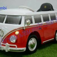 harga Mobil Mainan Aki VW Combi Tokopedia.com