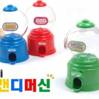 harga Mini Candy Machine /celengan mesin permen candy bubble gum mainan anak Tokopedia.com