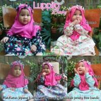 gamis  baju muslim anak bayi
