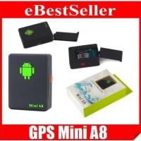 Gps Tracker Mini Portable (Alat Intai Lacak Sadap Suara)