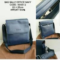 TAS SELEMPANG PRIA BALLY NAVY 5000-2