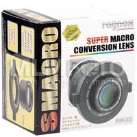RAYNOX MSN-202 SUPER MACRO LENS V/D/HD