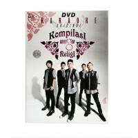 DVD KARAOKE UNGU KOMPILASI RELIGI (2011)
