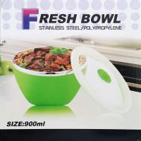 Mangkok Kedap Udara / Fresh Bowl Sealing Valve Stainless Steel