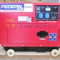 harga Jual Federal Genset Silent 5500watt FDD6500S Tokopedia.com