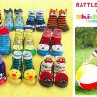Jual Skidder Sneakers Rattle (Sepatu Bayi) untuk Cowok Murah