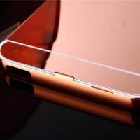 harga Bumper Mirror Samsung Galaxy A3 A5 A7 A310 A510 A710 2016 Casing Case Tokopedia.com