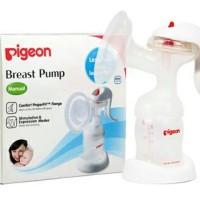 Jual pompa asi pegeon manual / pigeon breast pump manual Murah