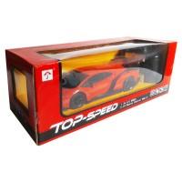 Mobil Remote Control (R/C) Lamborghini Veneno 1:24 (orange)