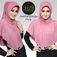 Jasfia Bergo - Jilbab Spandex Sutra - Jual Hijab & Busana Muslim