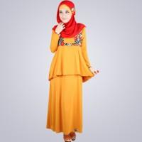 Luvia - Gamis Spandex Balon - Jual Hijab & Busana Muslim Online