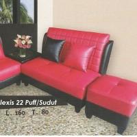 Jual Sofa L Alexis 22 Puff/Sudut Murah