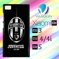 Custom Casing HP Xiaomi Mi3. Mi4, Mi4i, Mi5 Juventus Logo  Z3750 Hardc