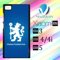 Custom Casing HP Xiaomi Mi3. Mi4, Mi4i, Mi5 Chelsea FootBall Club Z374