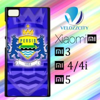 Custom Casing HP Xiaomi Mi3. Mi4, Mi4i, Mi5 logo persib bandung Z3756