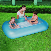 Kolam Anak Aquababes Pool Bestway #51115 - Biru ( Blue )