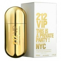 Parfum Carolina Herrera 212 Vip Woman Edp 80ml Original