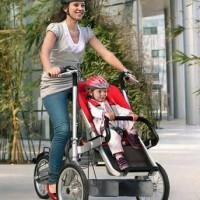 Mother And Baby Bike TAGA BIKE