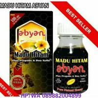 Jual Madu Hitam Pahit Abyan Plus PROPOLIS & DOA SYIFA ( RUKYAH ) Murah