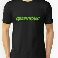 Kaos/T-shirt GREENPEACE