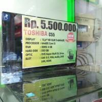 """TOSHIBA C55 """"Touchscreen"""""""