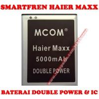 Baterai Smartfren Haier Maxx H15290 MCOM Battery Batrai Batere Batre