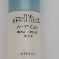 MISSHA Time Revolution White Cure Blanc Tone-Up Toner 5ml