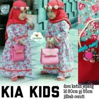 gamis dress baju muslim murah cewek syari anak kids