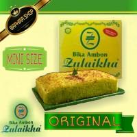 Jual Bika Ambon Mini Zulaikha Original Murah