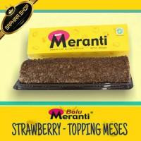 harga Bolu Gulung Meranti Strawberry Topping Cokelat Tokopedia.com