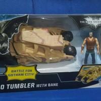Camo Tumbler bane By mattel Tinggi figure 3.75 inch