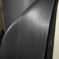 Karpet Karet Roll Motif Microrib, Tebal 3mm, Lebar 1.2m