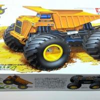Tamiya Bigfoot Mammoth Dump Truck Scale 1/32