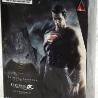 harga 100% ORI Play Arts Kai Superman Dawn of Justice Batman V Superman BVS Tokopedia.com