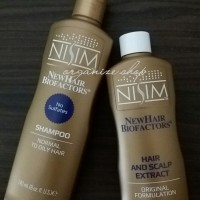 Nisim Biofactor GOLD Shampoo&Extract (normal-berminyak)