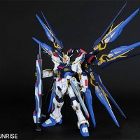 1/60 PG ZGMF-X20A Strike Freedom Gundam