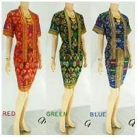 Rnb Batik Mayang / Setelan Baju Wanita