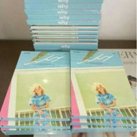 Jual TAEYEON 2nd Mini Album WHY Girls Generation SNSD Official Korea Murah
