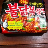 Samyang Spicy Chicken Korean Noodle