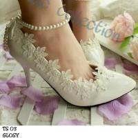 Harga sepatu high heels cantik ts   WIKIPRICE INDONESIA
