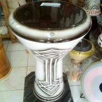 harga promo khas darbuka alumunium cor full body 8 3/4 inch Tokopedia.com