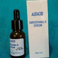 Alfacid Smoothing 8 Serum memutihkan wajah