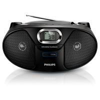 harga PHILIPS Boombox CD Sound Machine AZ385 USB Tokopedia.com