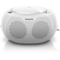 harga PHILIPS Boombox CD Sound Machine AZ100W Tokopedia.com