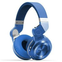 harga Original Bluedio T2+ Blue Headset Bluetooth Tokopedia.com