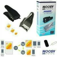 Jual Pemotong Kartu Micro&Nano/Sim Cutter Noosy 2in 1 Murah