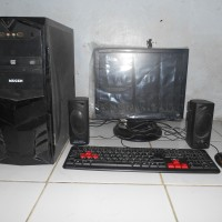 KOMPUTER PC CORE i3 FOR GAMER, USER DESIGNER
