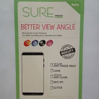 Anti Gores Glare HD Evercoss Elevate Y2 / A80A